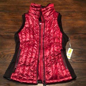 Red Vest Calvin Klein